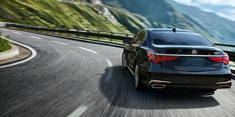2019 Acura RLX Agile Handling Assist