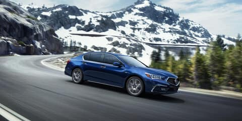 2019 Acura RLX Super Handling All-Wheel Drive