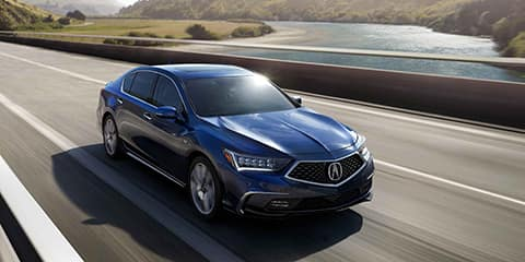 2019 Acura RLX Vehicle Stability Assist