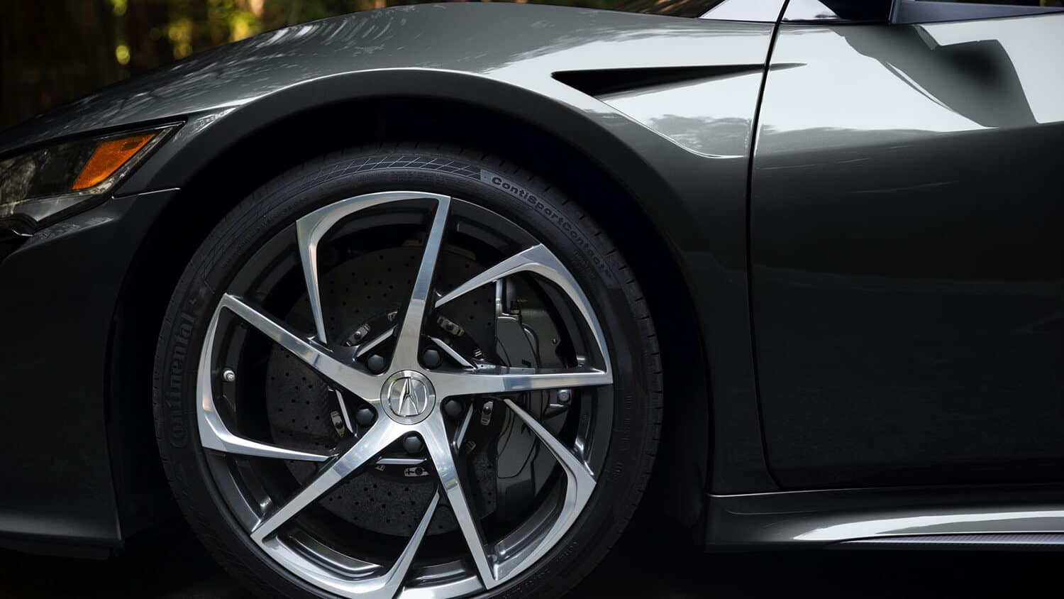2019 Acura NSX Exterior Wheel Closeup