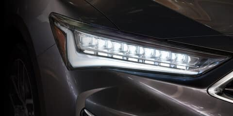 2019 Acura ILX Jewel Eye LED Headlights