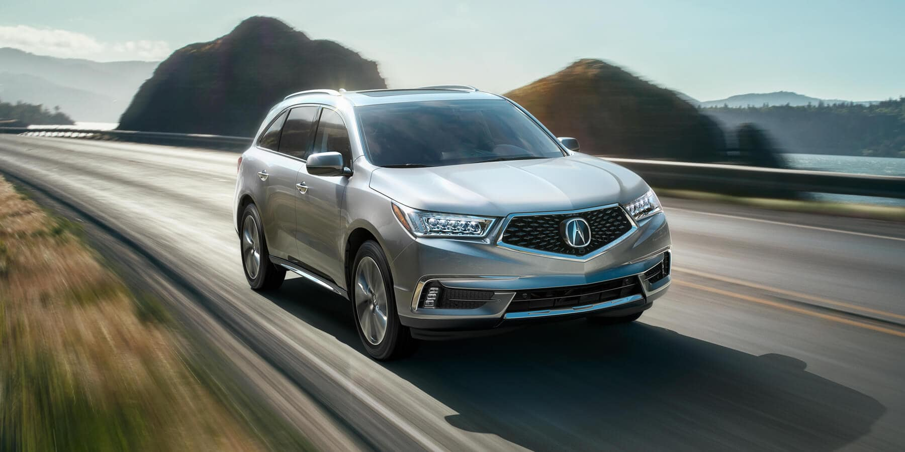 2019 MDX Rocky Mountain Acura Dealers Homepage Background