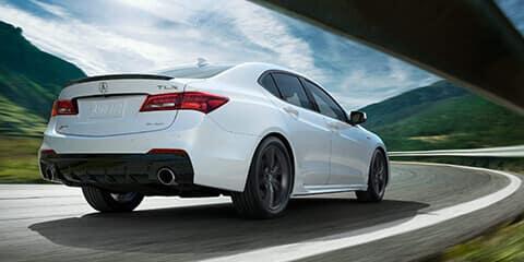 2020 Acura TLX V-6 SH-AWD Powertrain