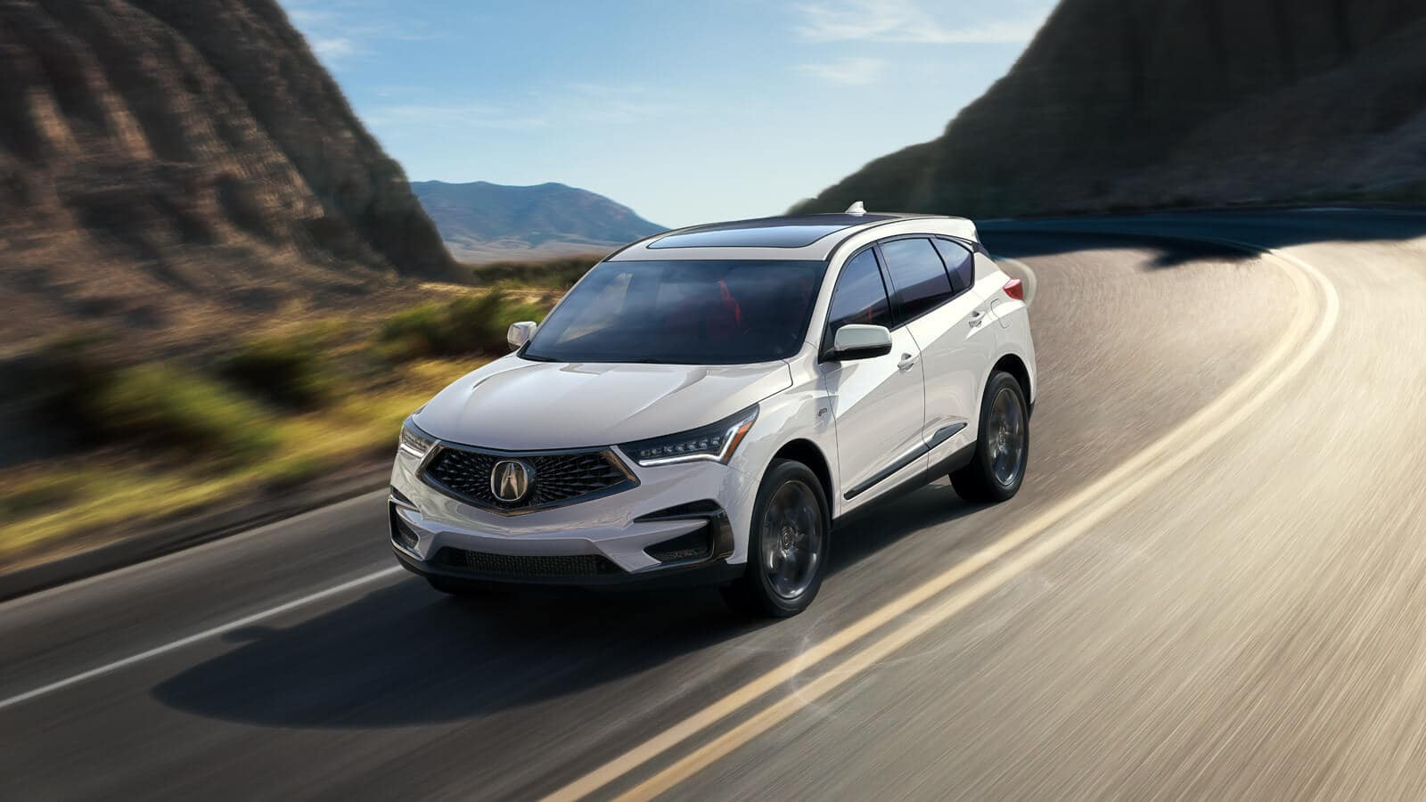 2020 Acura Rdx Luxury Crossover Suv In Colorado Rocky