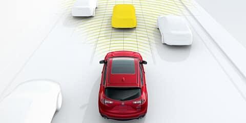 2020 Acura RDX Adaptive Cruise Control