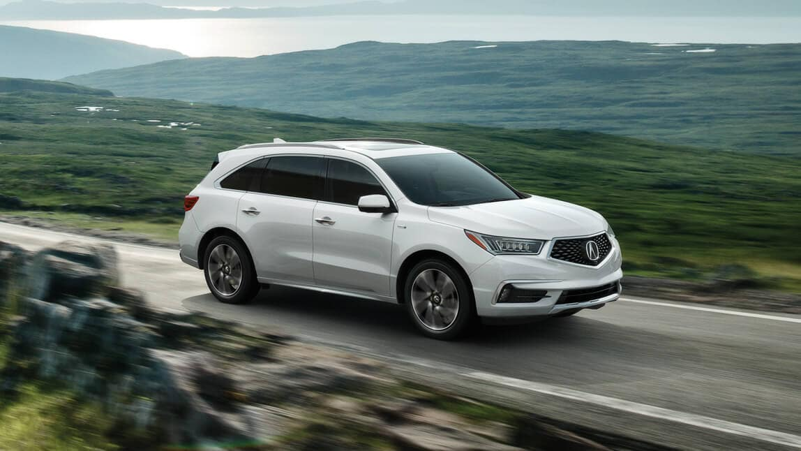2020 Acura Mdx Three Row Luxury Suv Rocky Mountain Acura Dealers