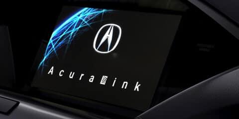 2020 Acura MDX AcuraLink