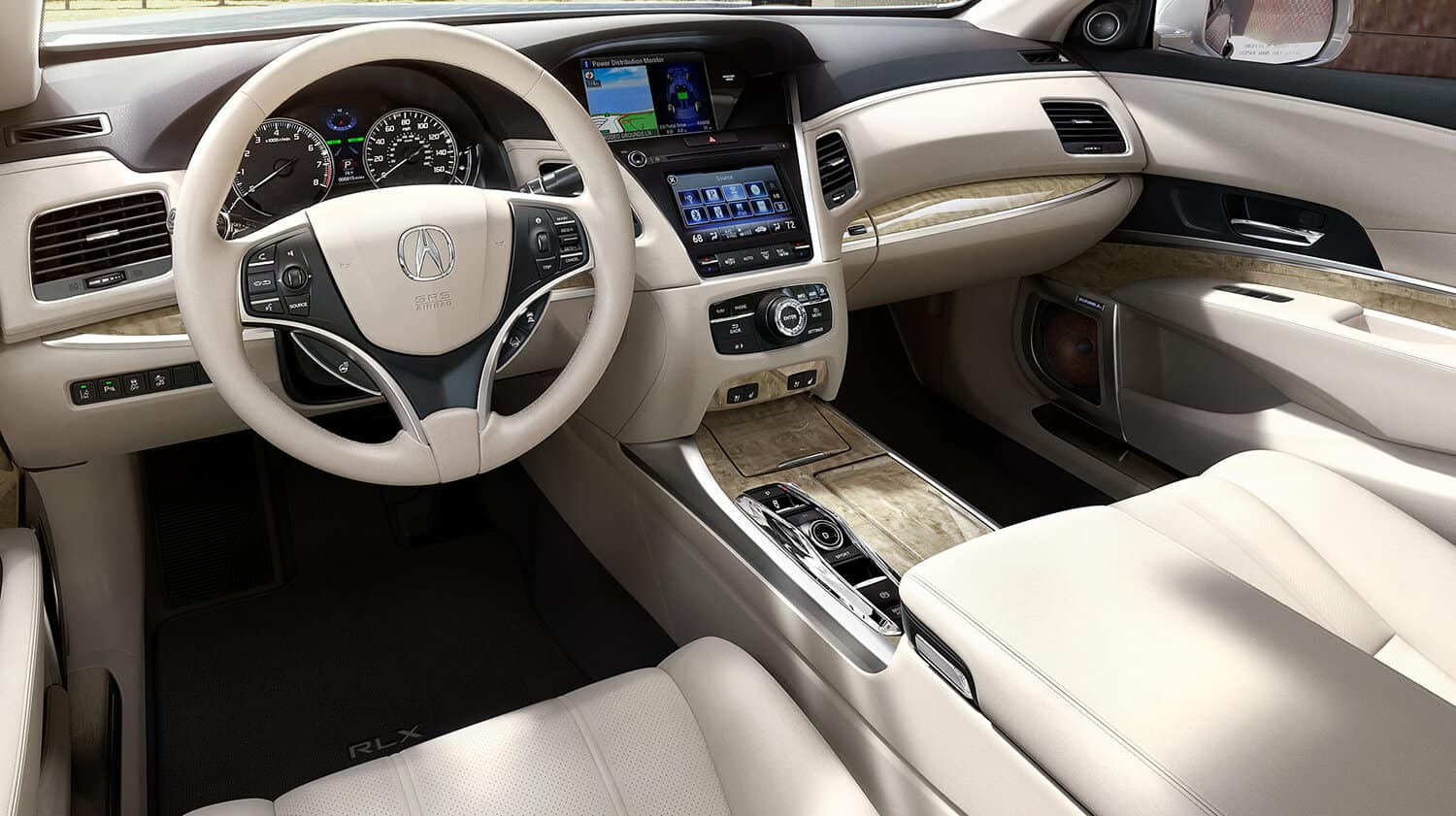2020 Acura RLX Interior Cockpit Driver Side