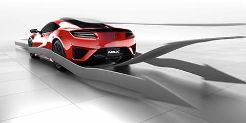 2020 Acura NSX The Beauty of Airflow Management