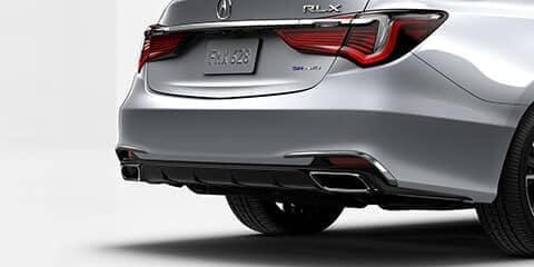 2020 Acura RLX Parking Sensors