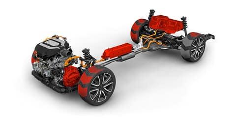 2020 Acura RLX Sport Hybrid SH-AWD