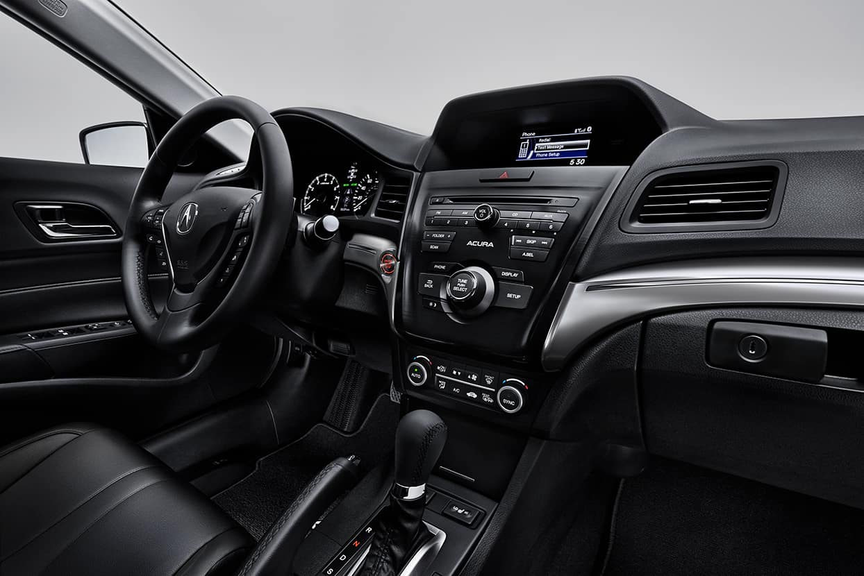 2020 Acura ILX Interior Cockpit Passenger Side