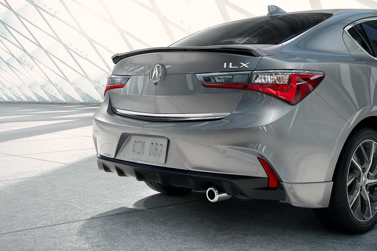 2020 Acura ILX Exterior Rear Angle Taillight Closeup