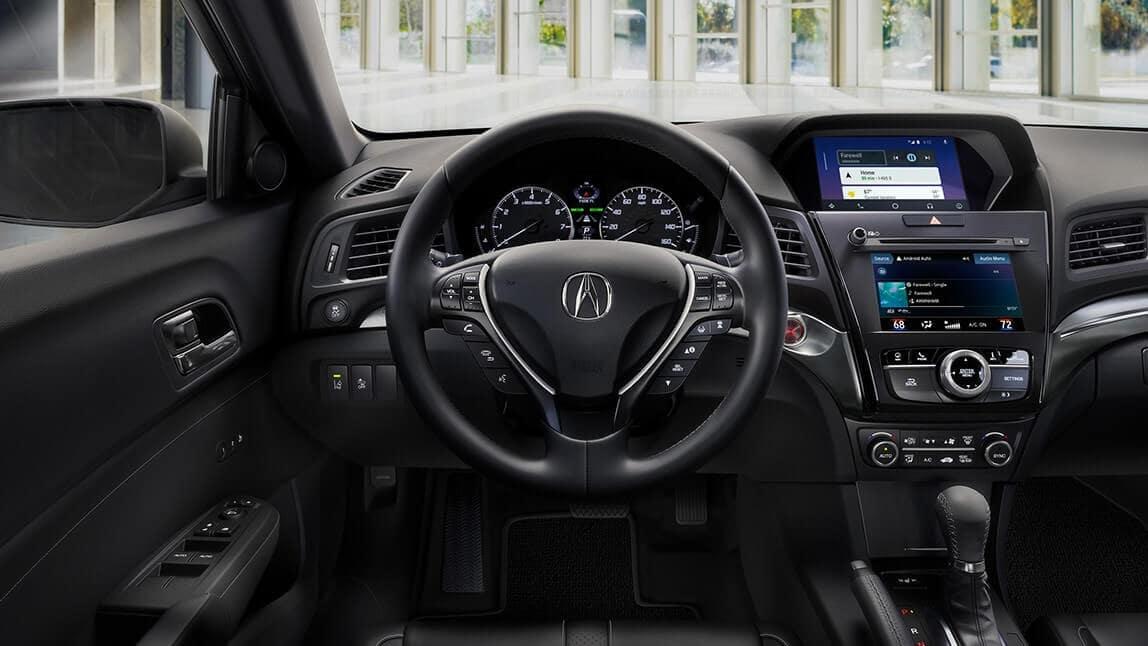 2020 Acura ILX Interior Cockpit Driver POV
