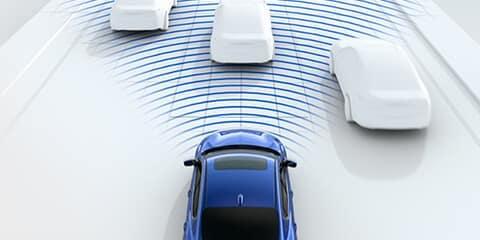 2020 Acura ILX Adaptive Cruise Control