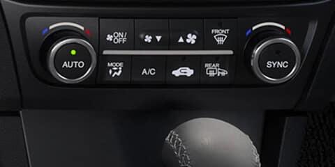 2020 Acura ILX Dual-Zone Automatic Climate Control