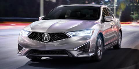 2020 Acura ILX Jewel Eye LED Headlights