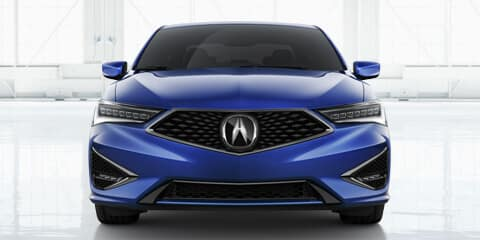 2020 Acura ILX Premium Paint Colors