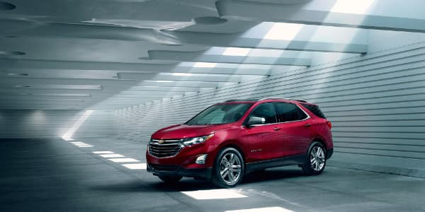 2018 Chevrolet Equinox Vs 2018 Honda CR-V
