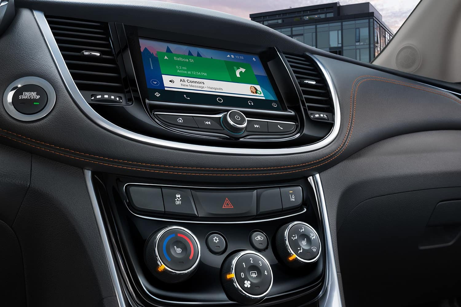 2018 Chevy Trax Interior Ron Westphal