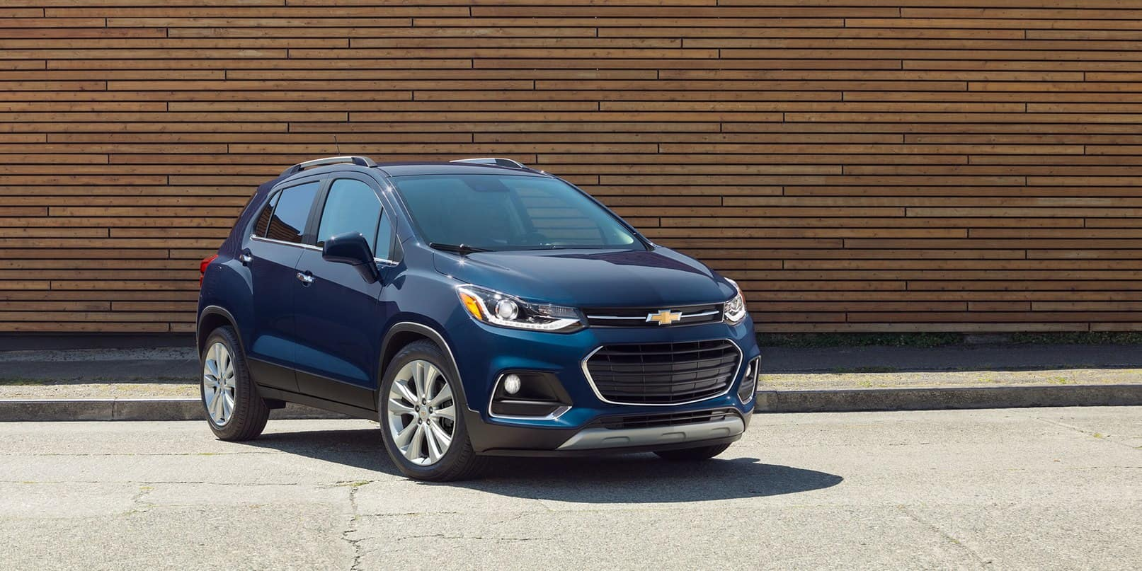 New 2018 Chevy Trax Exterior