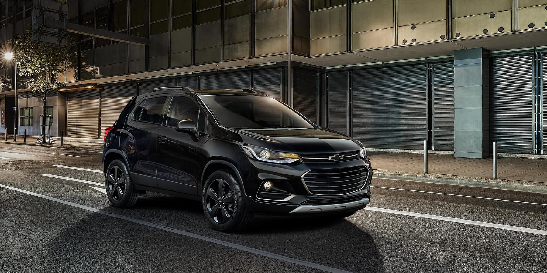 2019 Trax Exterior Red