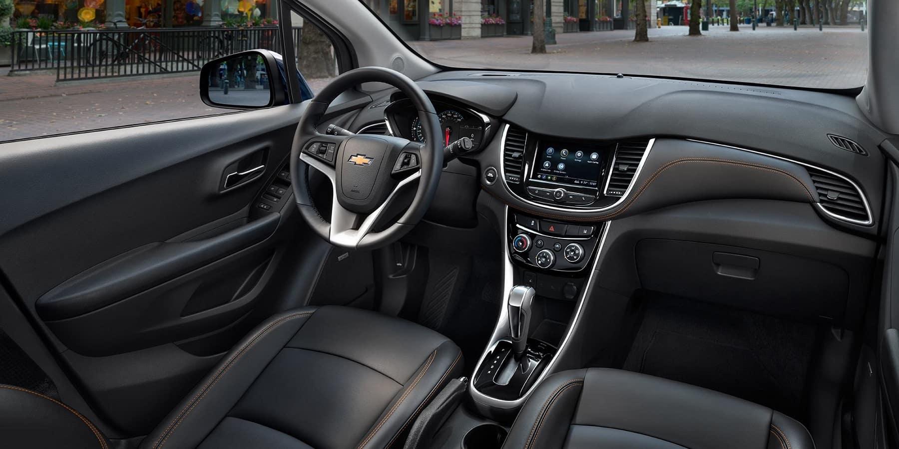 New 2018 Chevy Trax Interior