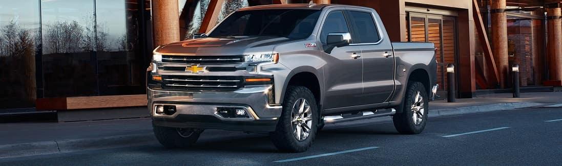 New Chevrolet Silverado Oswego, IL
