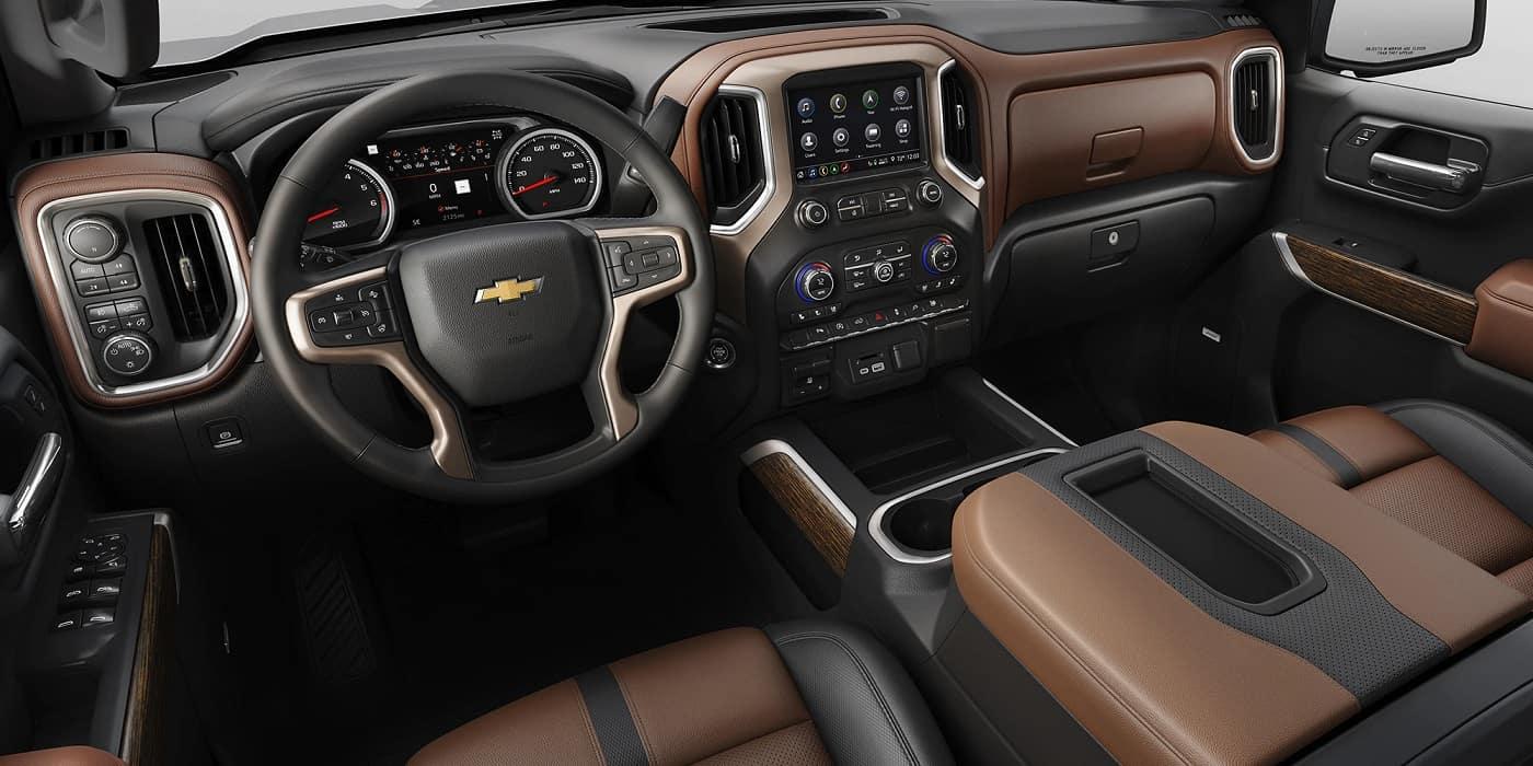 2019 Chevy Silverado Interior Oswego, IL