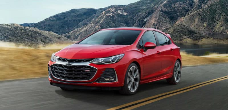 2019 Chevrolet Cruze mountain road North Aurora, IL Ron Westphal Chevy