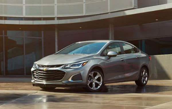 2019 Chevrolet Cruze at the office North Aurora, IL Ron Westphal Chevy