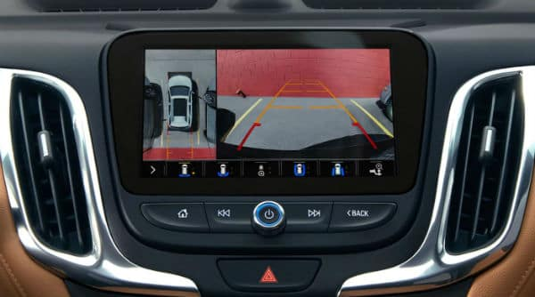 New Chevrolet Equinox back up camera geneva, IL Ron Westphal Chevy