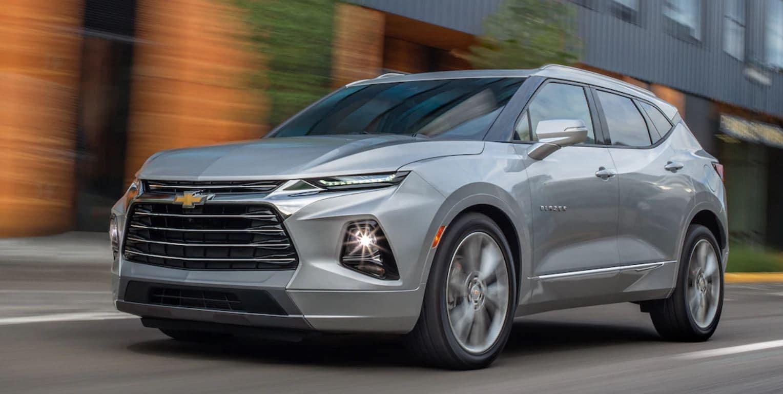 2019 Chevrolet Blazer Ron Westphal Chevrolet, Warrenville ,IL