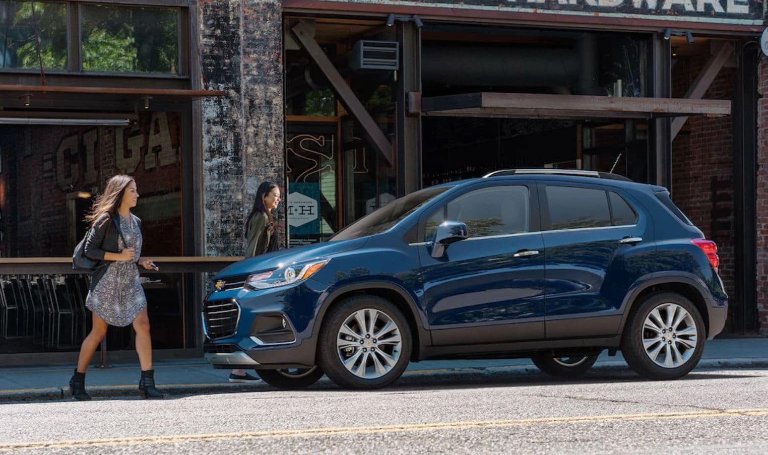2018 Chevrolet Trax Ron Westphal Chevrolet Naperville, IL
