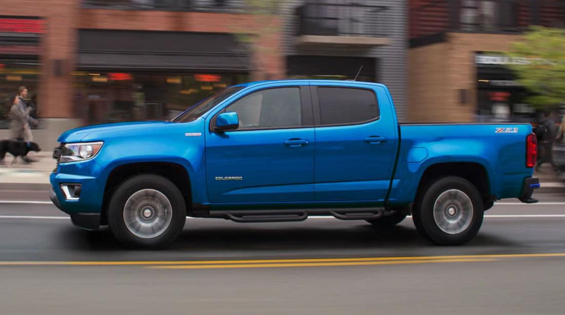 2019 Chevrolet Colorado Safety Features Ron Westphal Chevrolet Romeoville, IL