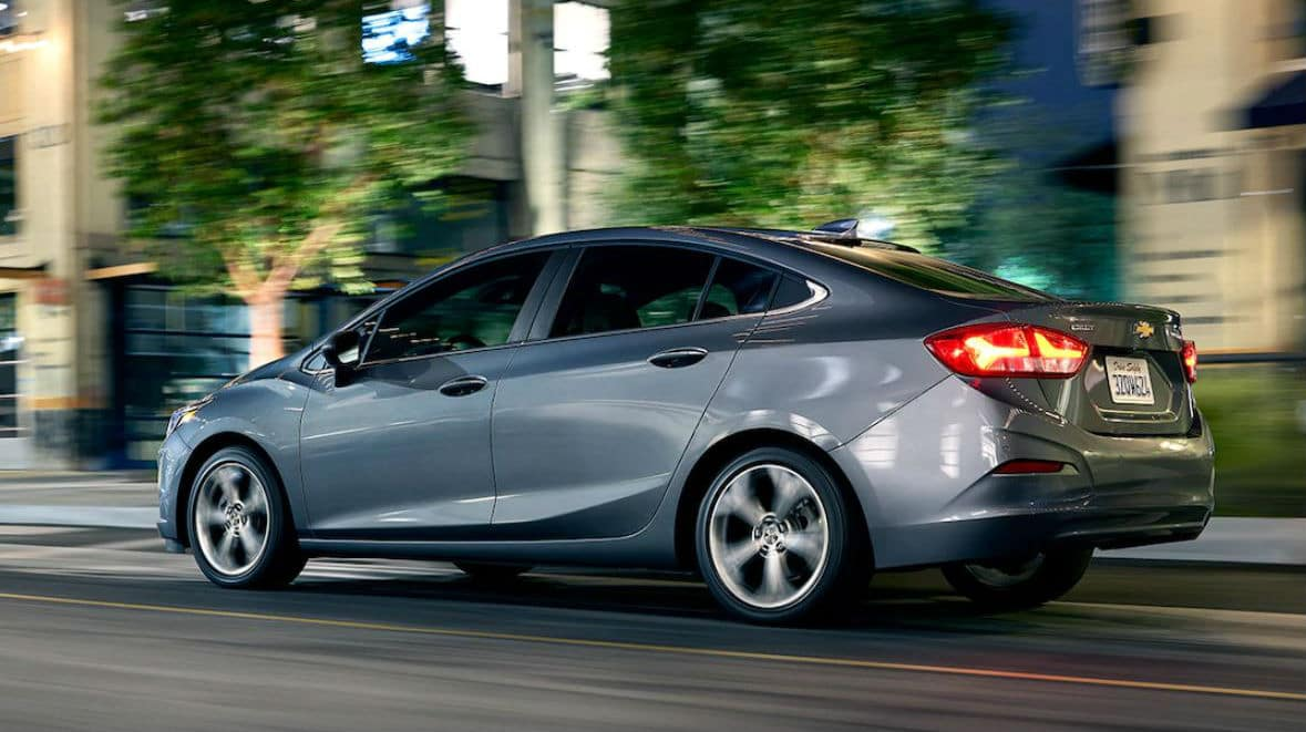 2019 Chevrolet Cruze Safety Features Ron Westphal Chevrolet Oswego, IL