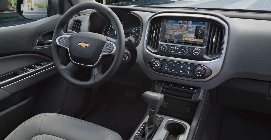 2019 Chevrolet Colorado Technology Features Ron Westphal Chevrolet Romeoville, IL