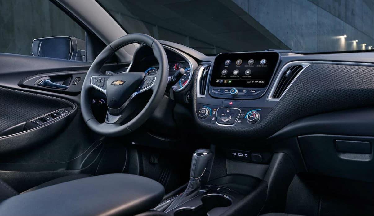 2019 Chevrolet Malibu Technology Features Ron Westphal Chevrolet Batavia, IL
