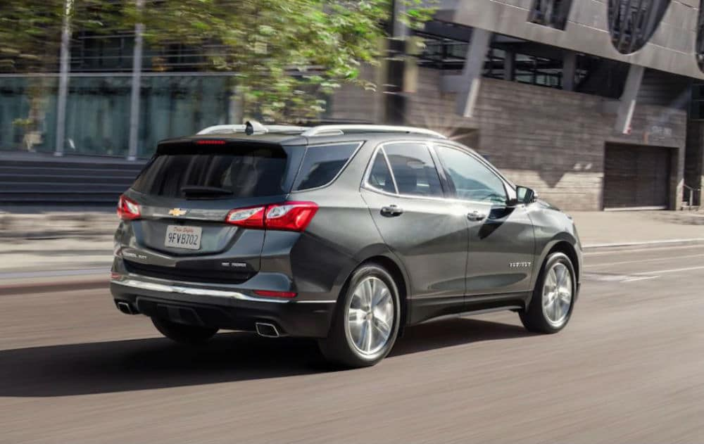 2019 Chevrolet Equinox Safety Features Ron Westphal Chevrolet Elburn, IL
