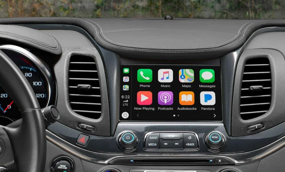 2019 Chevrolet Impala Tech Features Ron Westphal Chevrolet Romeoville, IL