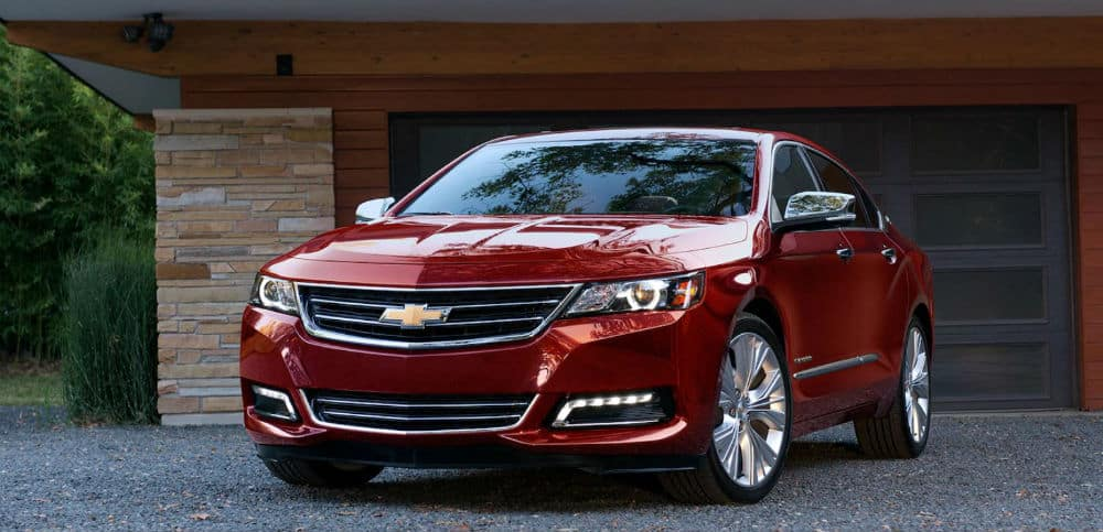 2019 Chevrolet Impala Ron Westphal Chevrolet Romeoville, IL