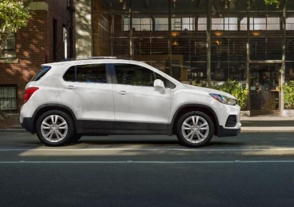 2019 Chevy Trax Seating Interior