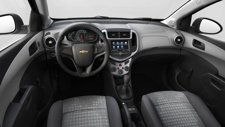 2019 Chevy Sonic Interior Features