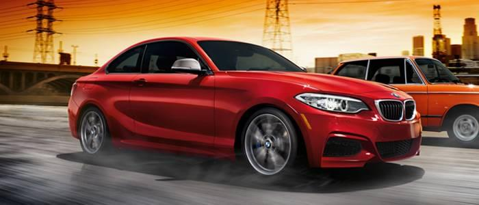 BMW 2 Series Offers