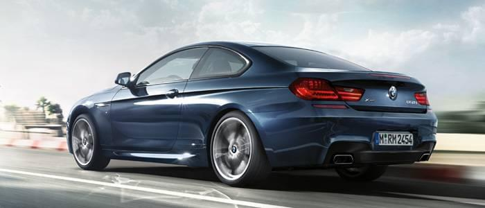 BMW 6 Series Offers
