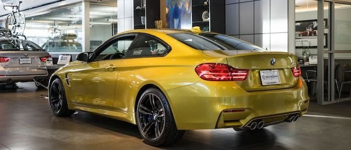 Exclusive New BMW Finance Offer
