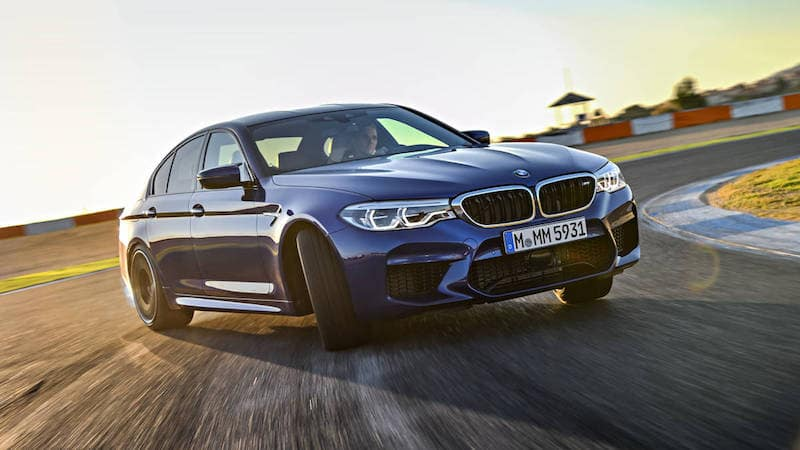 The All New Bmw M5 Drifting Into Showrooms Soon Schomp Bmw