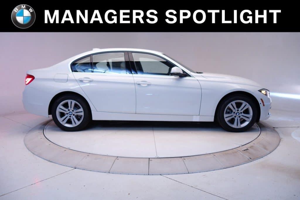 New BMW 2017 328d xDrive Sedan