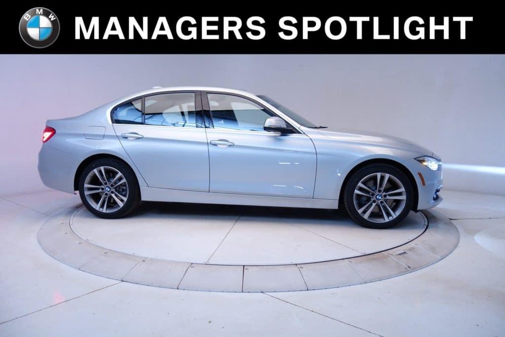 New 2017 BMW 340i xDrive Sedan