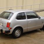 Grey-Honda